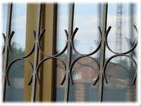 Решетка окна порошковое напыление
