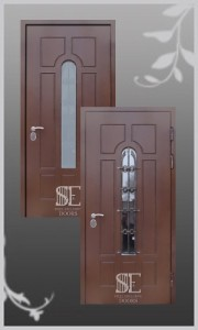 дверь усиленная металлическая для банка