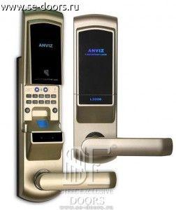 Замок ANVIZ L2000 биометрический