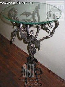 Художественная ковка для украшения дома