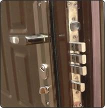 Ремонт старых металлических дверей