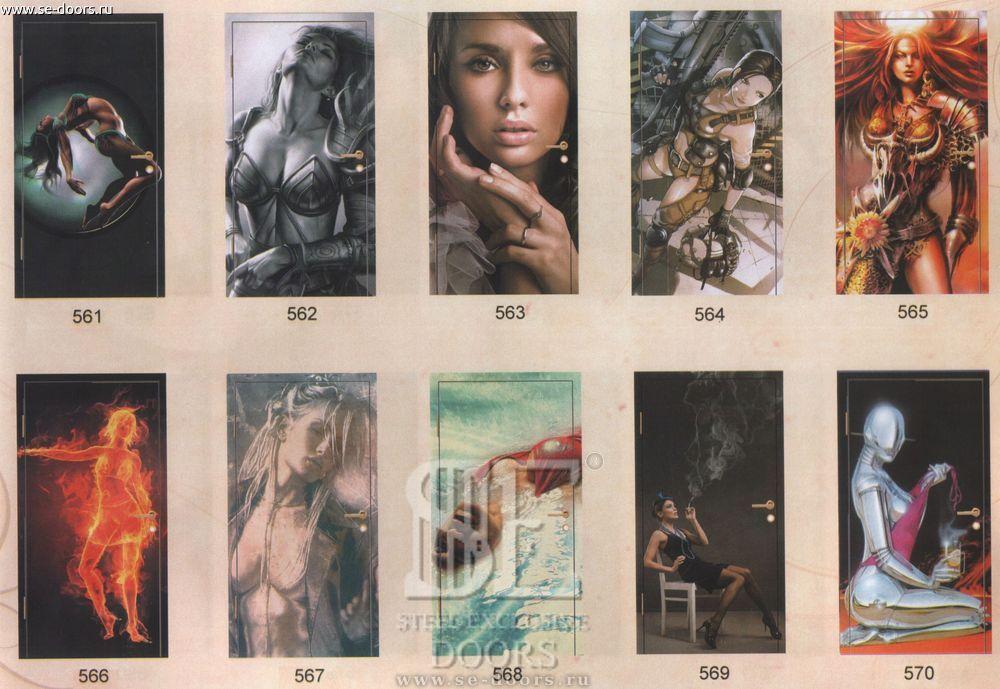Каталог рисунков фотопанелей