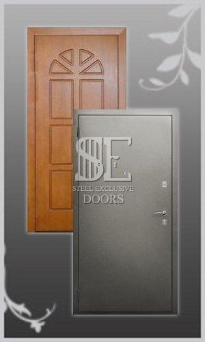 стальные двери до 25000 руб
