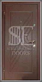 Металлические двери для офиса