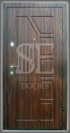 Утепленные входные металлические двери